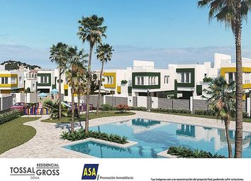 Thumbnail 2 bed semi-detached house for sale in Denia, Valencia, Spain