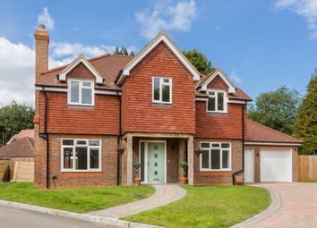 Thumbnail 5 bed detached house for sale in Horley Lodge Lane, Redhill