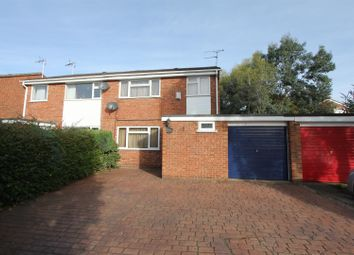 Thumbnail 3 bed semi-detached house for sale in Coniston Close, Earl Shilton, Leicester