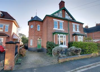 Thumbnail 5 bed semi-detached house for sale in St Dunstans Crescent, Worcester, Worcestershire