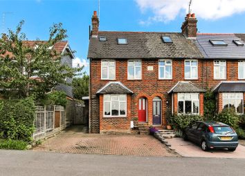 Thumbnail 3 bed end terrace house for sale in Hurst Green Road, Hurst Green, Oxted