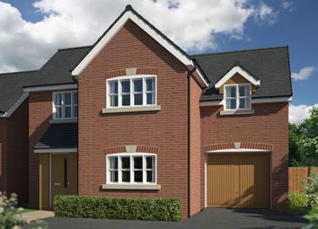 Thumbnail 4 bed detached house for sale in Church Street, Gawcott, Buckingham, Buckinghamshire