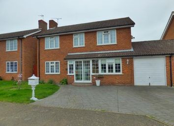 Thumbnail 4 bed detached house for sale in Capel St. Mary, Ipswich, Suffolk