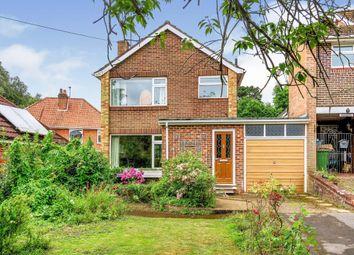 Thumbnail Detached house for sale in Bassett Green Road, Bassett Green, Southampton