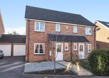 Thumbnail 3 bed semi-detached house to rent in Jersey Drive, Winnersh