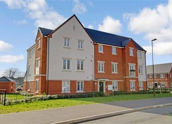 Thumbnail 2 bed flat for sale in Cornwell Avenue, Crawley