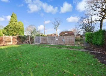 Thumbnail 4 bed detached bungalow for sale in Maidstone Road, Chatham, Kent