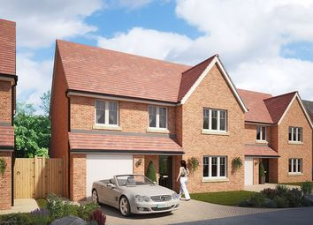 Thumbnail 4 bed detached house for sale in Valley View, Cefn Hengoed, Hengoed
