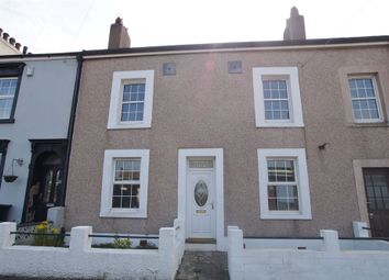 Thumbnail 4 bed terraced house for sale in Church Road, Harrington, Workington, Cumbria