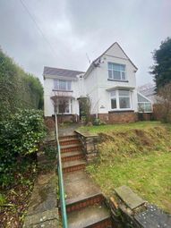 Thumbnail 3 bed detached house for sale in Clifton Road, Abergavenny