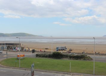 Thumbnail 2 bedroom flat for sale in Carlton Mansions North, Beach Road, Weston-Super-Mare