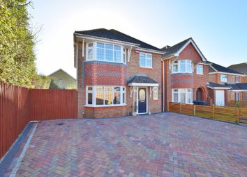 Thumbnail 4 bed detached house for sale in Romulus Gardens, Knights Park