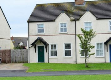 Thumbnail 3 bed semi-detached house for sale in Birch Crescent, Ballyhalbert