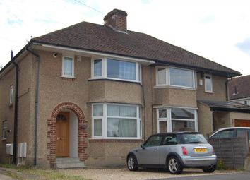Thumbnail 1 bedroom flat to rent in Stanway Road, Headington, Oxford