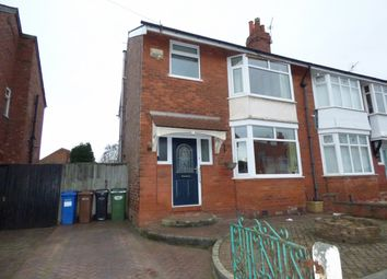 Thumbnail 3 bed semi-detached house for sale in Beaufort Road, Offerton, Stockport