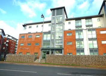 Thumbnail 2 bedroom flat for sale in Rope Quays, Gosport, Hampshire
