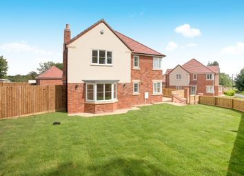 Thumbnail 4 bed detached house for sale in The Hollow, Mickleover, Derby