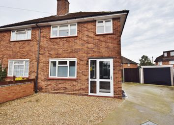 Thumbnail 3 bed semi-detached house for sale in Holly Close, Hanworth