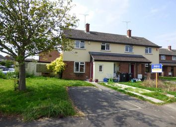 Thumbnail 3 bed end terrace house for sale in Woolvers Way, West Wick, Weston-Super-Mare