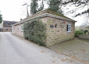 Thumbnail 2 bedroom detached bungalow for sale in Mill Lane, Holloway, Matlock
