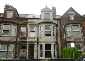 Thumbnail 1 bed flat to rent in Romilly Crescent, Canton, Cardiff