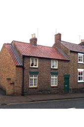 Thumbnail 3 bed terraced house to rent in 36 Newbiggin, Malton
