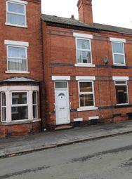 3 bed terraced house for sale in Cheltenham Street, Nottingham NG6