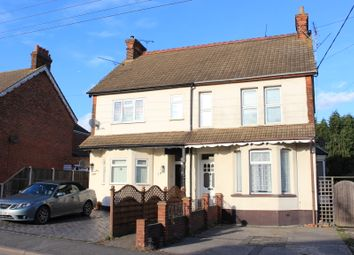 Thumbnail 2 bed flat for sale in Hart Road, Benfleet, Essex