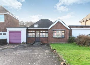 Thumbnail 2 bed bungalow for sale in Haden Hill Road, Halesowen, West Midlands, United Kingdom