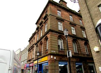 Thumbnail 1 bed flat for sale in Old Bridge Street, Ayr