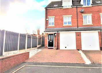 3 bed terraced house for sale in King Street, Swallownest, Sheffield S26