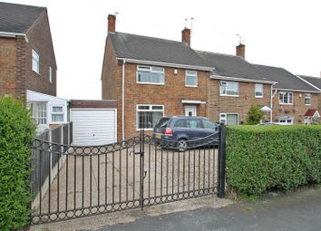Thumbnail 3 bed terraced house for sale in Beckhampton Road, Bestwood, Nottingham