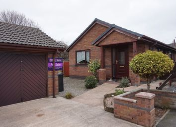 Thumbnail 2 bed detached bungalow for sale in St. Brelades Drive, Prestatyn