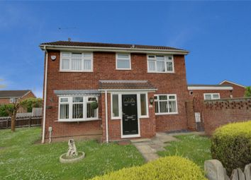 Thumbnail 3 bed detached house for sale in Evergreen Drive, Hull, East Yorkshire