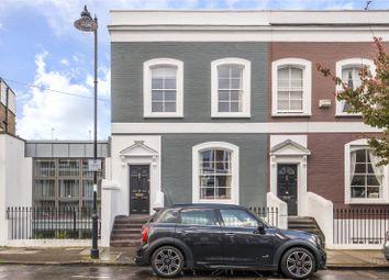 3 bed terraced house for sale in Rydon Street, Islington, London N1