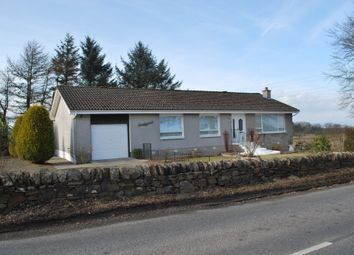 Thumbnail 3 bed detached bungalow for sale in Slamannan Road, Falkirk