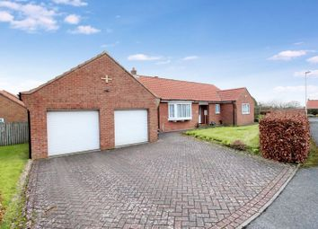Thumbnail 3 bed detached bungalow for sale in The Nurseries, East Ayton, Scarborough