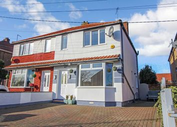 Thumbnail 3 bed semi-detached house for sale in Long Road, Lowestoft