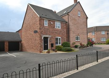 Thumbnail 3 bed detached house for sale in Merton Drive, Derby