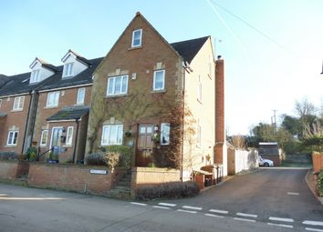 Thumbnail 3 bed detached house for sale in Pegs Lane, Denford, Kettering