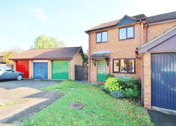 Thumbnail 2 bed end terrace house to rent in The Elms, Milton, Cambridge
