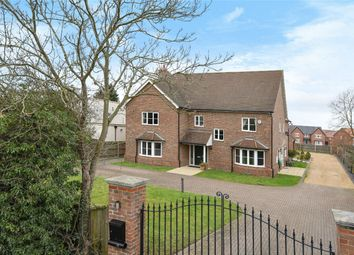 Thumbnail 6 bed detached house for sale in Bromham Road, Biddenham, Bedford