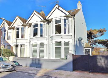 Thumbnail 4 bed semi-detached house for sale in Festing Grove, Southsea