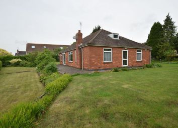 Thumbnail 4 bed detached bungalow for sale in High Street, Scotter, Gainsborough