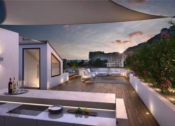 Thumbnail 2 bed apartment for sale in Le Donatello Penthouse, Fontvieille, Monaco