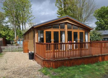Thumbnail 2 bed lodge for sale in Dunwich Cliff Estate Caravan Site, Minsmere Road, Dunwich, Saxmundham