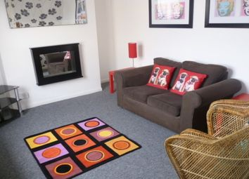 Thumbnail 1 bed flat to rent in Clarence Place, Stonehouse, Plymouth