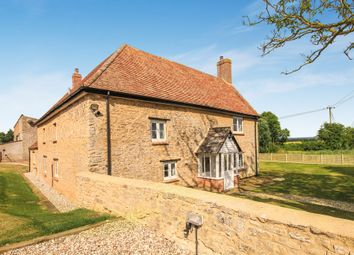 Thumbnail 4 bedroom farmhouse to rent in Peggs Farm Road, Great Haseley, Oxford