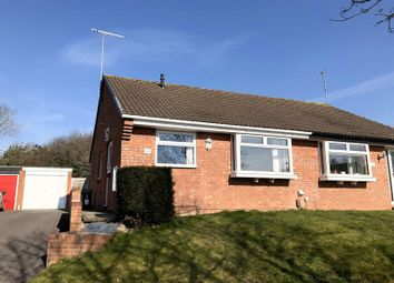 Thumbnail 2 bed bungalow for sale in Rycote Close, Grange Park, Swindon