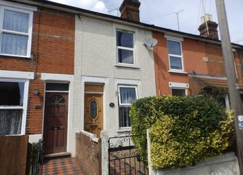 Thumbnail 2 bedroom terraced house for sale in Surbiton Road, Ipswich, Suffolk